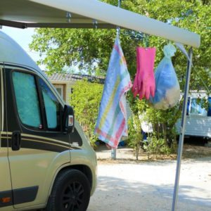 Fiamma awning hangers