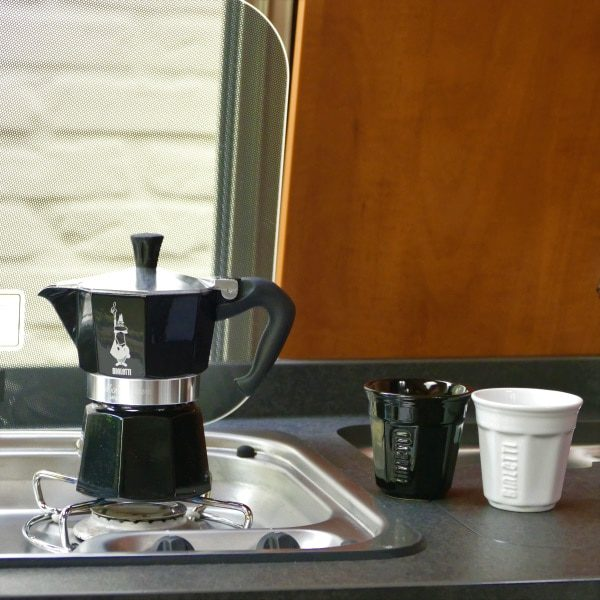 Bialetti Moka Express Black - 3 cups
