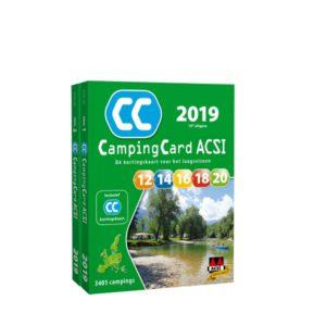 ACSI CampingCard Campinggids 2019