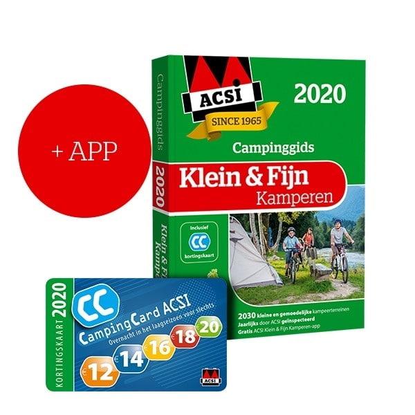 acsi KLEIN EN FIJN KAMPEREN GIDS 2020