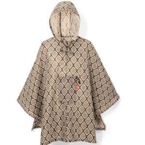 Reisenthel Mini Maxi Poncho - Diamonds Mocha