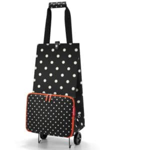 Reisenthel opvouwbare trolley Mixed Dots