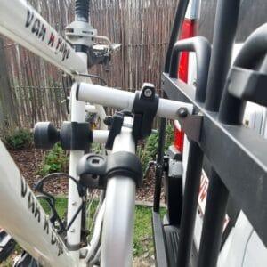 Vannbike frame holder